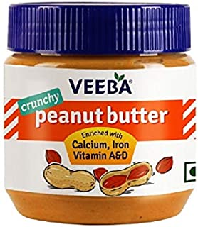 Veeba Peanut Butter Crunchy, 340g