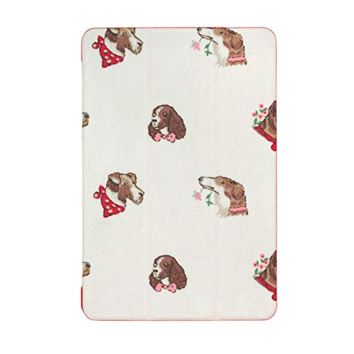 Cath Kidston small tablet hard case for iPad mini 4 (Dog portraits)