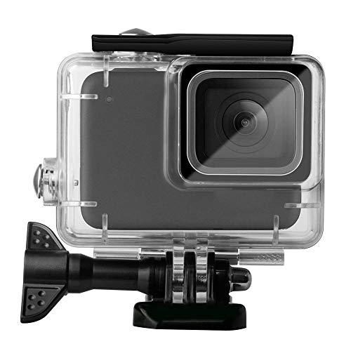 Mugast waterdichte cameratasafdekking voor GoPro Hero 7, 30 m duiken, onderwaterbehuizing, frame voor surfen, duiken, zwemmen, selfie, toerisme, bergbeklimmen, parachutespringen enz.