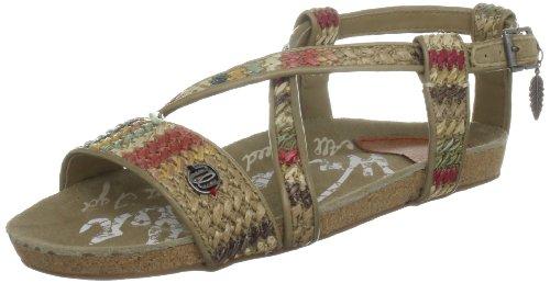 Wrangler Frisco WL121716 - Sandalias para Mujer, Color Morado, Talla 40.5