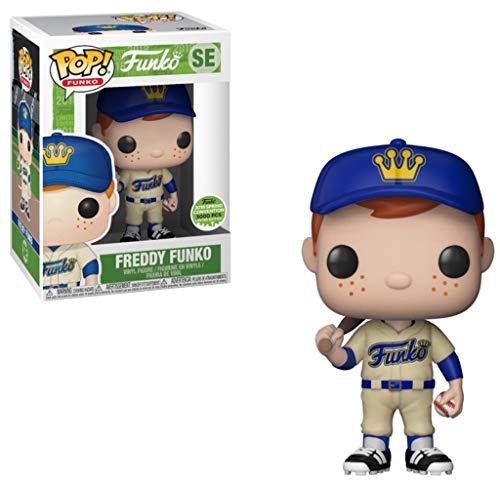 Freddy Funko Funko Pop Funko SE 28478 Baseball Uniform 3000 Pieces ROVINATO