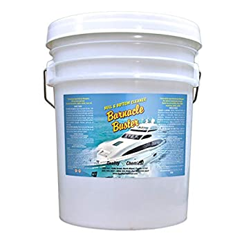 Barnacle Buster Concentrated Barnacle and Marine Growth Remover-5 Gallon Pail