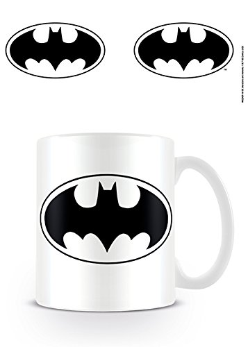 DC Originals - Taza Batman Mono Logo, 320ml