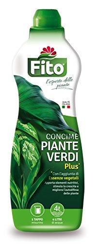 Fito Piante Verdi Plus Concime Liquido, Verde, 9.7x7.4x28 cm