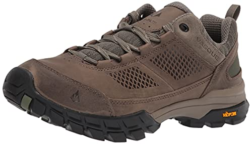 Vasque Men's Talus at Low Hiking Shoe, Olive/Chive, 13