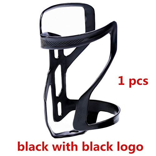 TYUIOP Full Carbon Fiber Bicycle Water Bottle Cage Red ZEE CAGE II Bike Bottle Holder Cycling Cycle Equipment (Color : Yellow)