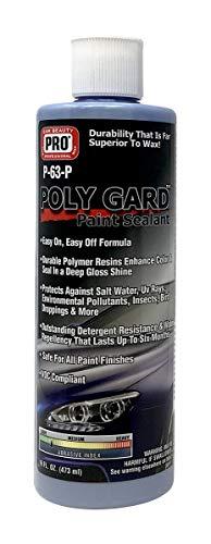 PRO Car Beauty Products Poly Gard Paint SEALANT
