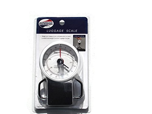American Tourister Luggage Scale, Black
