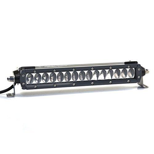Lightforce Performance Lighting 10in Single Row 5W LED Light Bar,2071 Lumens,Combination