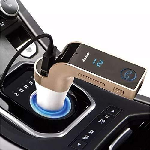 Transmissor Bluetooth FM Veicular MP3 CarG7 MicroSD