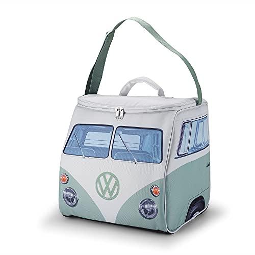 VW Kühltasche T1 Bulli Cooler Bag Grün Tasche Kühlbox 1H2087311