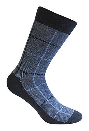 Star Socks Germany 5 Paar moderne Jeanssocken (43-46, Mehrfarbig-2)