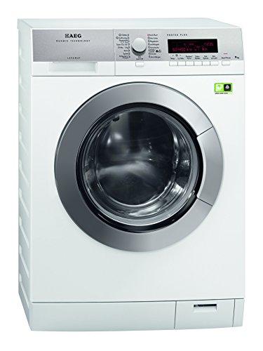 AEG LAVAMAT L89495FL2 Waschmaschine FL / A+++ / 105 kWh/ Jahr / 1400 UpM / 9 kg / 10499 L/ Jahr / ProTex Trommel / LogiControl LC-Display