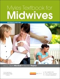 MYLES TEXTBOOK FOR MIDWIVES 16ED IE  SPL PRICE   PB 2014