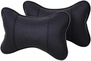 NIUASH Car Accessories Safety seat headrest,Fit for Most Models