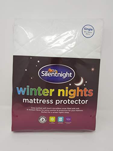 Silentnight Winter Nights Single Mattress Protector 90 x 193cm
