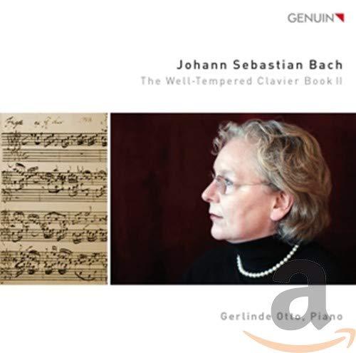 Bach : Le clavier bien tempéré, livre II. Otto.