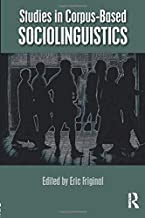 Studies in Corpus-Based Sociolinguistics