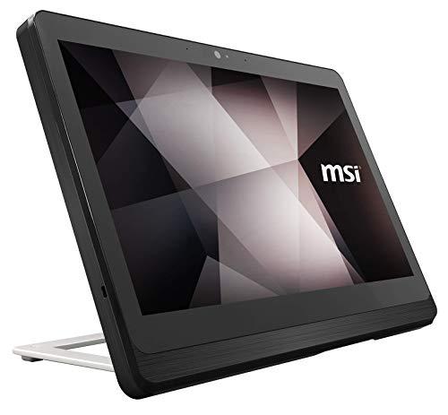 """MSI PRO 16 Flex 8GL-054EU Schermo Touch HD 15.6"""",Intel Pentium Silver N4000.256GB M.2.4GB,Intel UHD Graphics 600 Series,Supporta la RJ45 a porta COM,VESA (STD 100 x 100 mm)"""