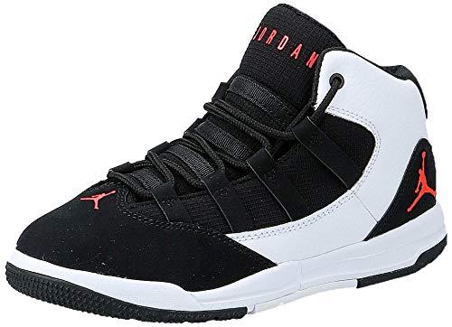 Nike Jordan Max Aura Little Kids' Shoe - white/infrared 23-black, Größe:12C