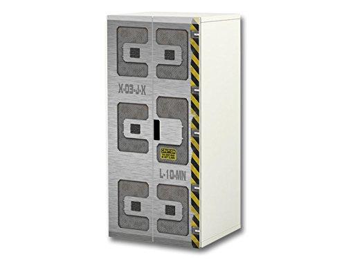 Nave especial pegatinas | SC45 | Adecuadas para el armario de niños STUVA de IKEA (corpus: 60 x 128cm) | (mueble no incluido) STIKKIPIX