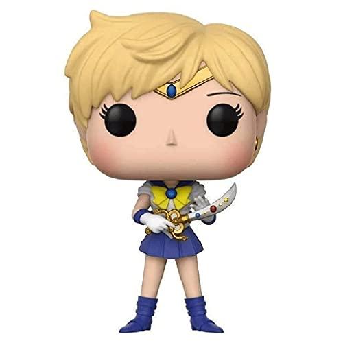 Jokoy Funko Pop Anime: Sailor Moon #297 Sailor Uranus Multicolor