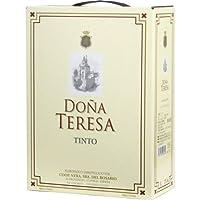 <赤>ドーニャ・テレサ ティント バッグインボックス3,000ml ボックスワイン 箱ワイン BOXワイン