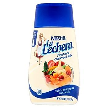 Nestle La Lechera Sweetened Condensed Milk 11.8 oz  Pack of 3