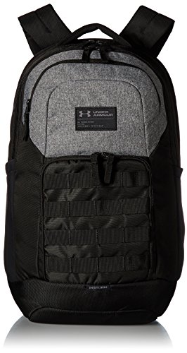 Under Armour Guardian Backpack Backpack,Graphite (040)/Black, One Size Fits All