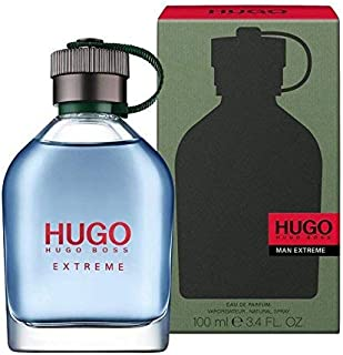 Hŭgo Bŏss Green Extremė Cologne for Men 3.4 fl. oz Eau de Toilette Spray