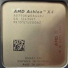 MAO YEYE AMD Athlon II X4 750K 3.4GHz 4MB Quad-Core CPU FM2 904-pin x4-750k Processor