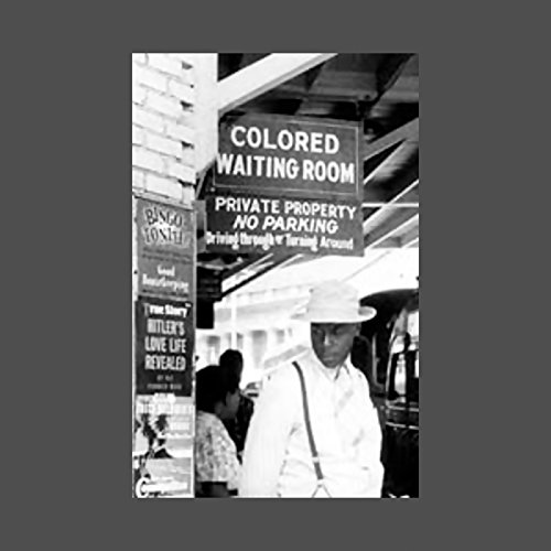 Remembering Jim Crow audiobook cover art
