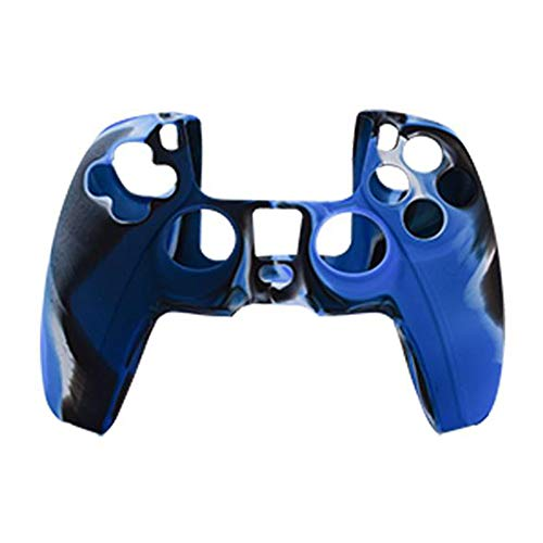 Anti-Slip Silicone Skin Case Cover for Sony Playstation 5 PS5 DualSense Controller