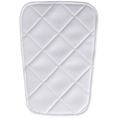 MIZUNO(ミズノ) 縫着ニーパッド(小) 1枚入り 52ZB002 50 ホワイト