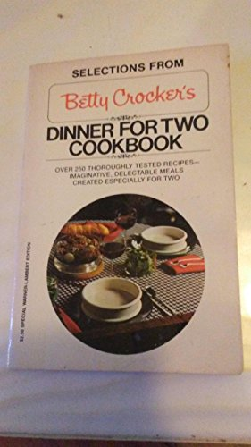 Betty Crocker's dinner for two (Bantam cookbooks)