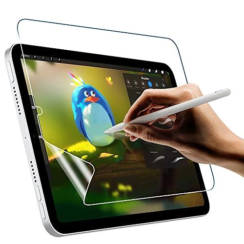 TiMOVO Matte Schutzfolie Bildschirmschutz Kompatibel mit iPad Mini 6 8.3 Zoll 2021, Anti Reflex Entspiegelt Bildschirmschutzfolie Unterstützt iPencil Kompatibel mit iPad Mini 6 2021, Matt