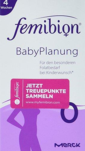 Femibion babyplanering, 28 st. tabletter