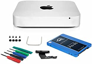 OWC 480GB Mercury Extreme Pro 6G SSD DIY Upgrade Bundle for 2011, 2012 Mac Mini, Includes Data Doubler, 5-Piece Installation Toolkit