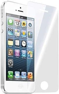 حامي شاشة بقوة حماية زجاجية مقاوم للكسر ايفون 5/5s