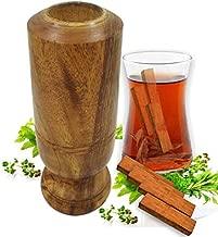 Diwali Offer.Vijaysar Herbal Tumbler Control Diabetes& Sugar Ayurvadic Wood Glass