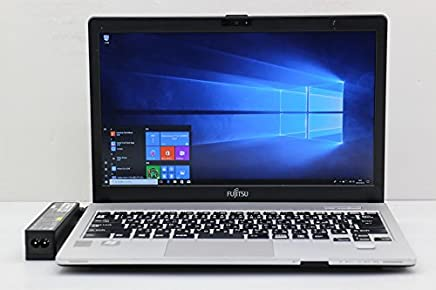 【中古】 富士通 LIFEBOOK S904/J Core i5 4300U 1.9GHz/4GB/320GB/Multi/13.3W/FHD(1920x1080)/Win10