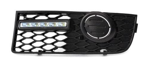 Devil Eyes 610857 LED Tagfahrlicht Set für Audi A4 8E B6 S-Line/E-Geprüft und Eintragungsfrei