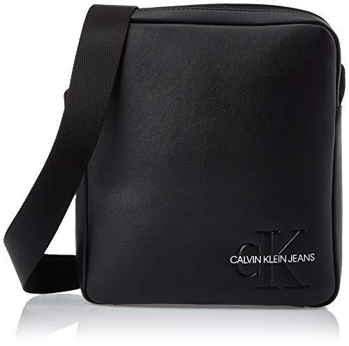 Calvin Klein mannen glad monogram Flatpack tas organisator