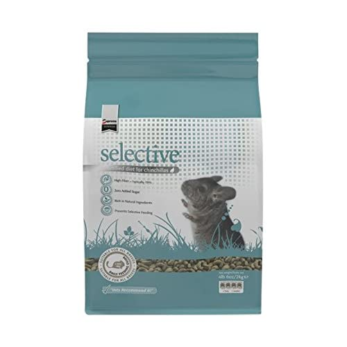 a790a7ec568 Amazon.com   Supreme Petfoods Science Selective Chinchilla Food