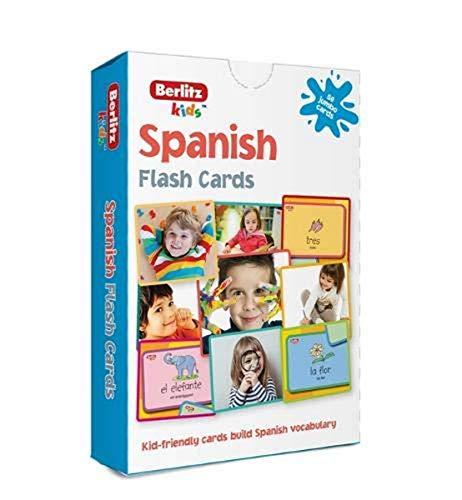 Berlitz Language: Spanish Flash Cards (Berlitz Flashcards)