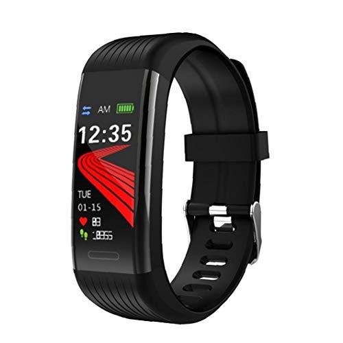 GGOOD Intelligent R1 Sport-Armband-Uhr Fitness Tracker Timer Smart-übung Armband-Farben-Schirm Herzfrequenzmessung Schlafüberwachung Photoing Informationen Drücken