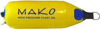 MAKO Spearguns Speargun Spearfishing High Pressure Float - 30 Liter