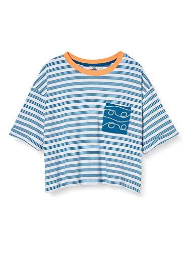 Inside 95SCN11 Camiseta, 21, L para Mujer