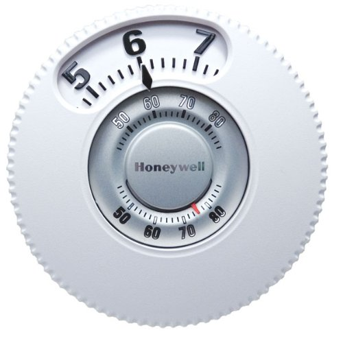 Honeywell T87N1026 Heat/Cool Thermostat | Amazon.com
