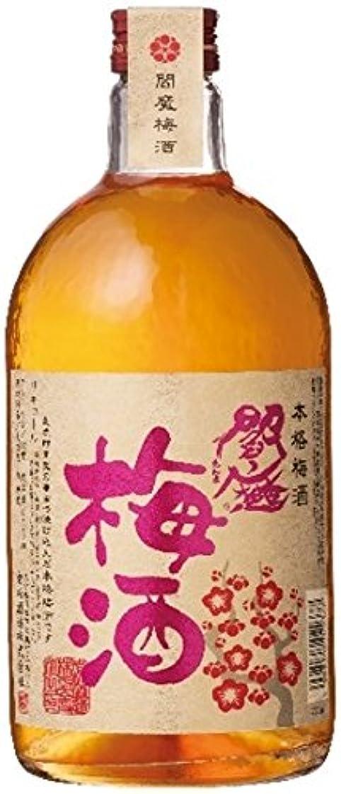 全部五十いわゆる老松酒造 本格梅酒 閻魔梅酒 14度 [ 720ml ]
